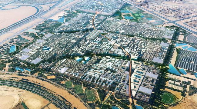 Ciudad Masdar